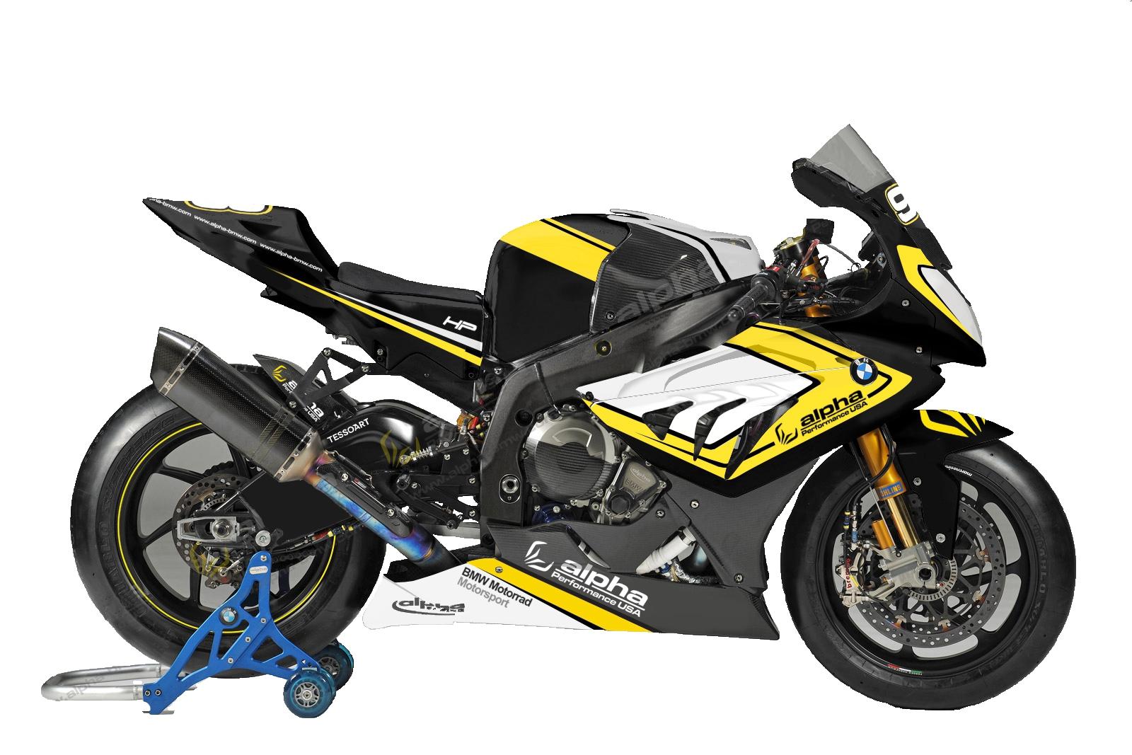 bmw s1000rr alpha performance 002 superbike racing. Black Bedroom Furniture Sets. Home Design Ideas