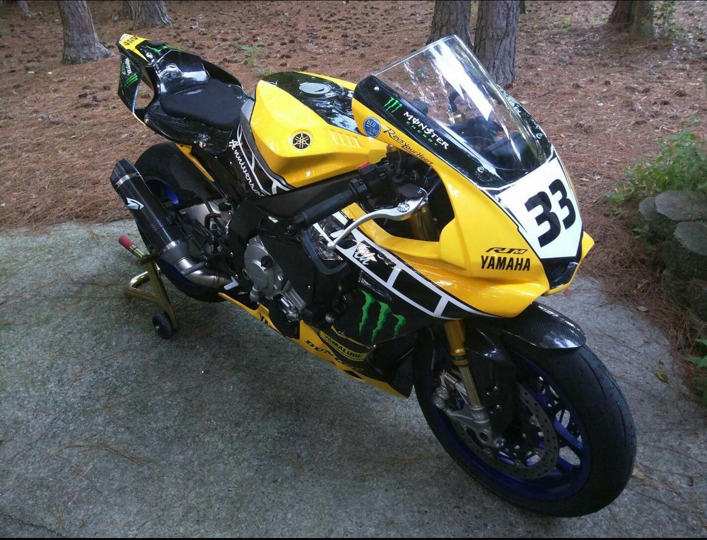 Woodcraft Yamaha R